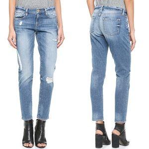 • FRAME • Le Garçon Slouchy Jeans Amherst